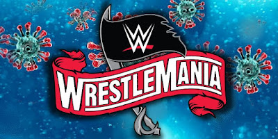 WrestleMania 36 in Tampa Canceled, Moved to Performance Center