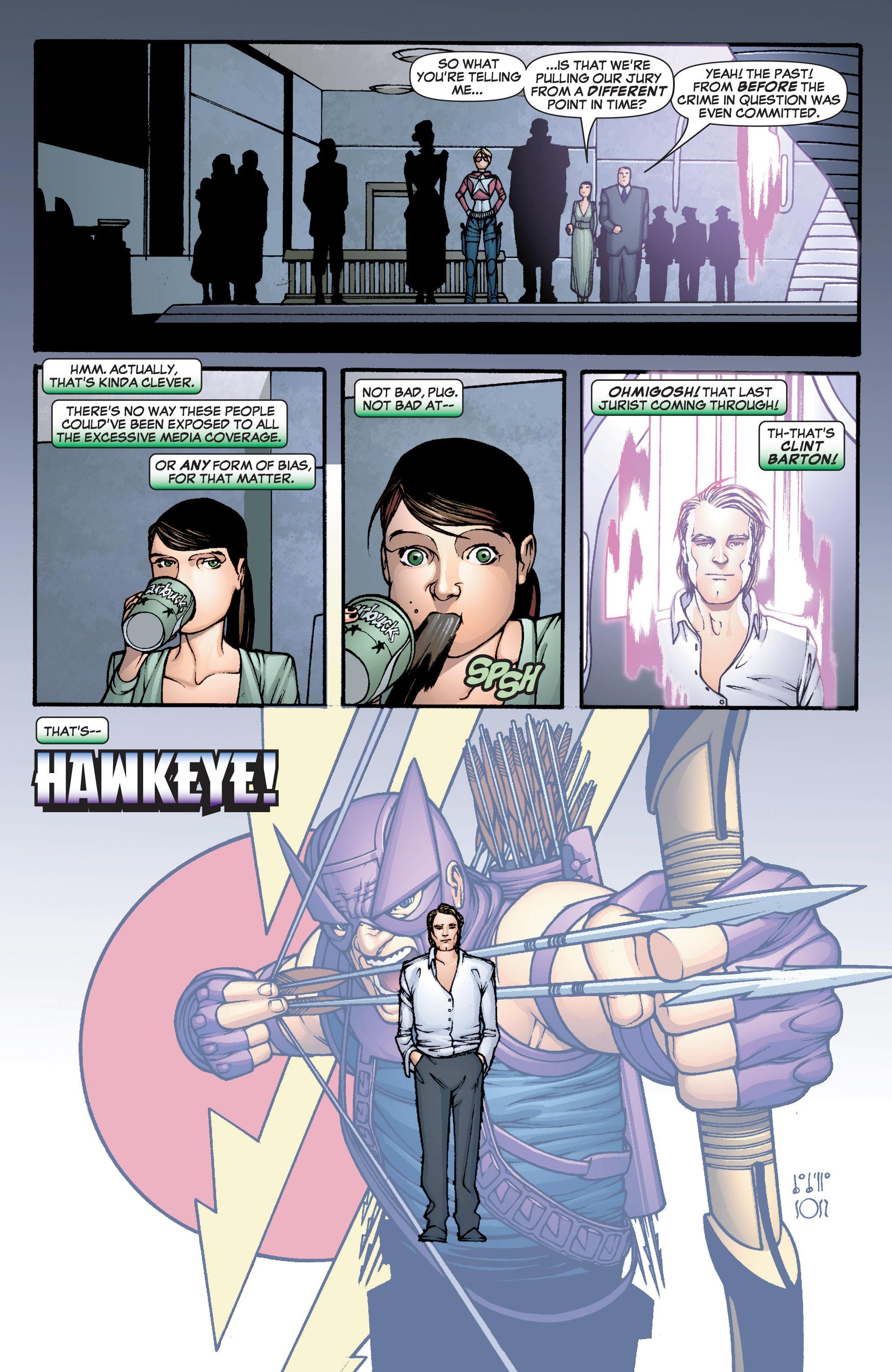 Read online She-Hulk (2005) comic -  Issue #1 - 21