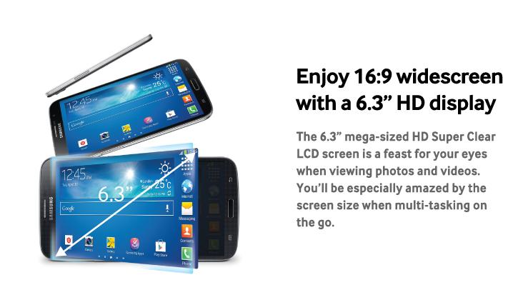 Samsung Galaxy Mega 6 3 I9200 User Manual PDF | User Manual Guide