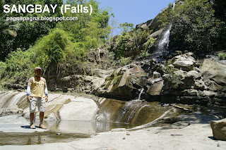 Sangbay (falls)