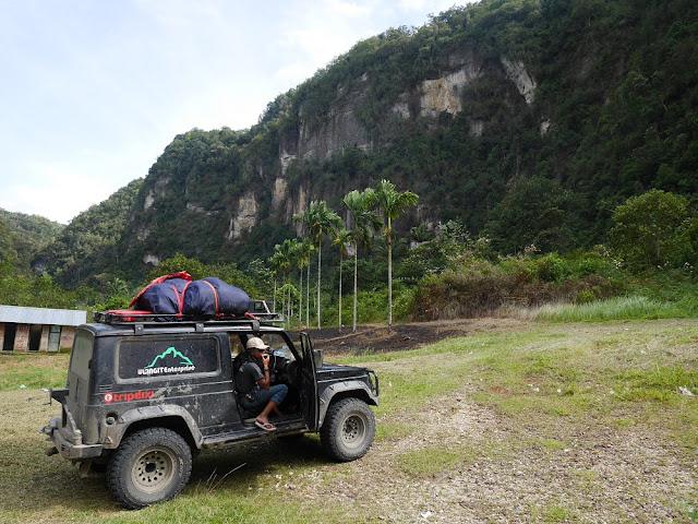 Lembah Harau di Sumatera Barat