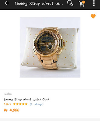 BURSTED!!! See The Real Price of 'Shatta Bandle' 80 Thousand Million US Dollars Wrist Watch (PHOTOS)-olowublog