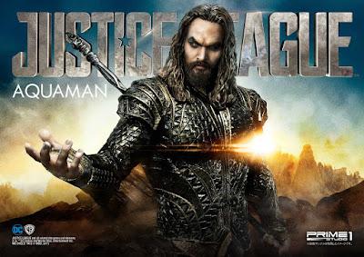 Aquaman della Prime 1 Studio tratto da Justice League