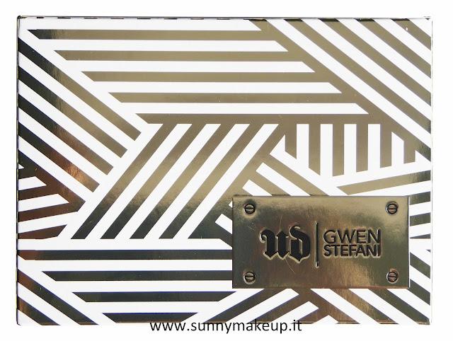 Urban Decay - Gwen Stefani. Palette di ombretti