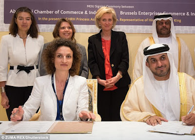 Belgium-First Country to Appoints Female Envoy to Saudi Arabia