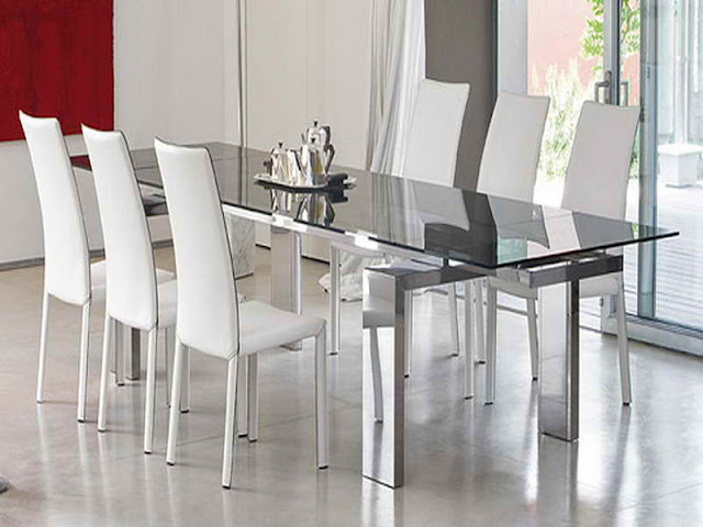 Modern Dining Chairs for your Living Room Modern Dining Chairs for your Living Room glass dining room sets modern dining room tables can fit any colors and themes oakwood design