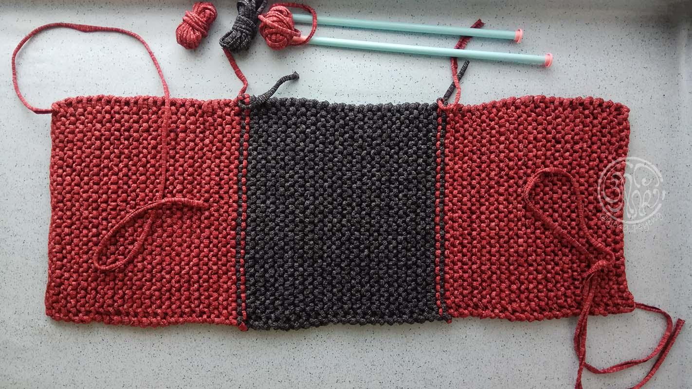 Ajeng Belajar Merajut: Knitting with Ajeng: That Folded Bag - Free ...