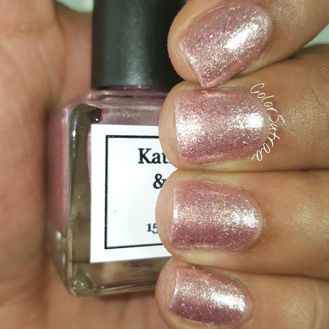 KATHLEEN AND CO. Spring 2016 collection : Swatches and Review ...