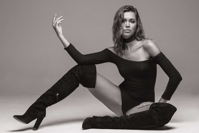 Sandra Kubicka – Eliza Stegienka Photoshoot (October 2016)