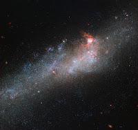 Spiral Galaxy NGC 4656