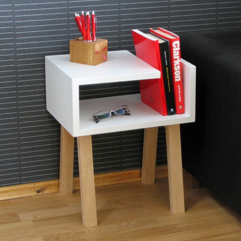 Contemporary Wood Furniture: Foundation Dezin & Decor...: November 2014