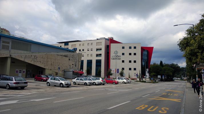Центр Атлант, Дубровник