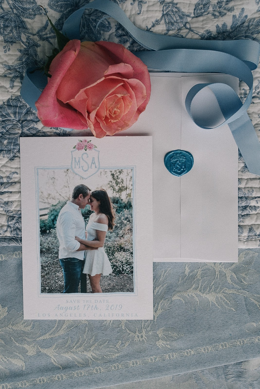 Our Save The Dates With Basic Invite Gisele Chic