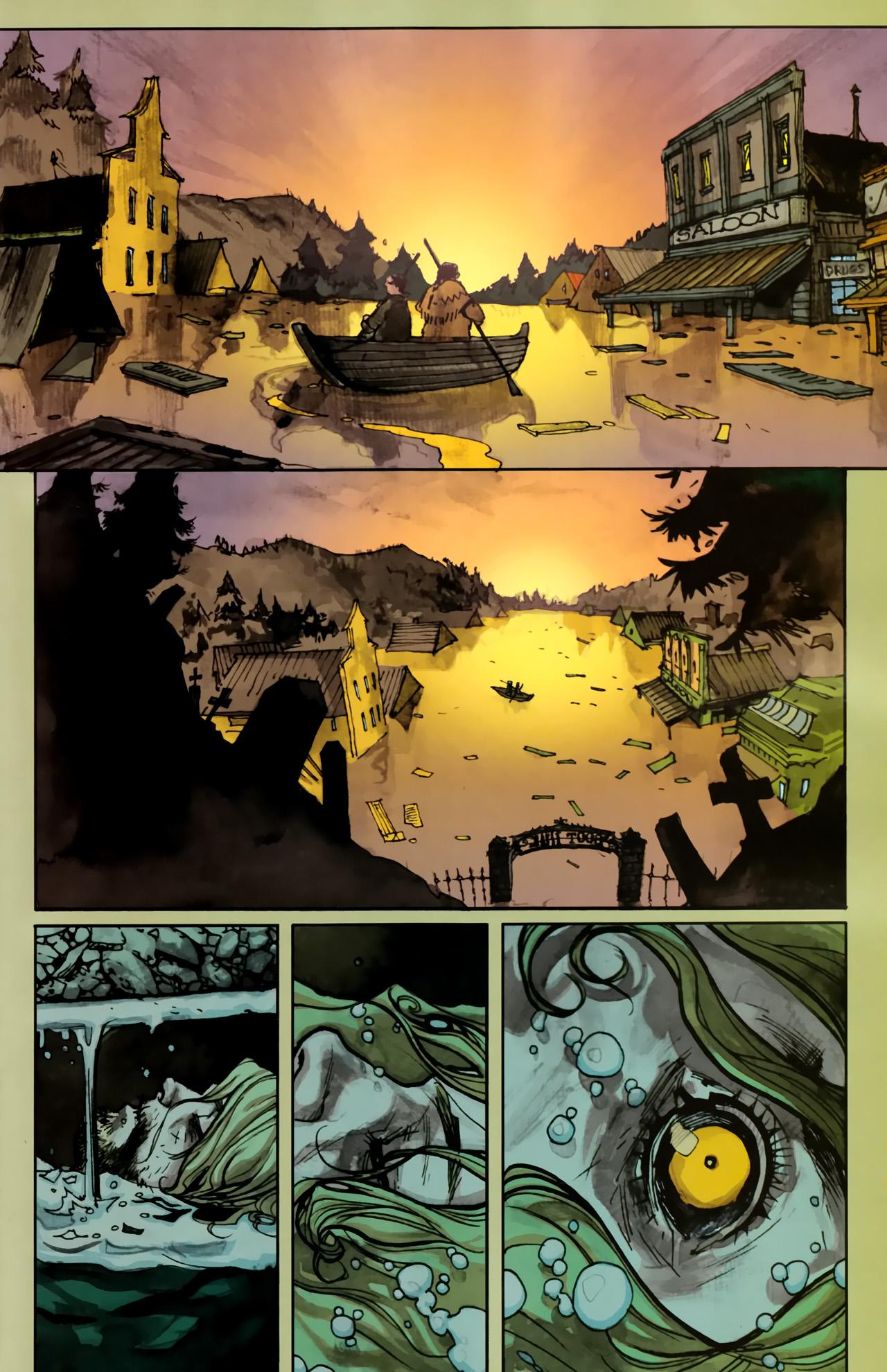 Read online American Vampire comic -  Issue #2 - 28