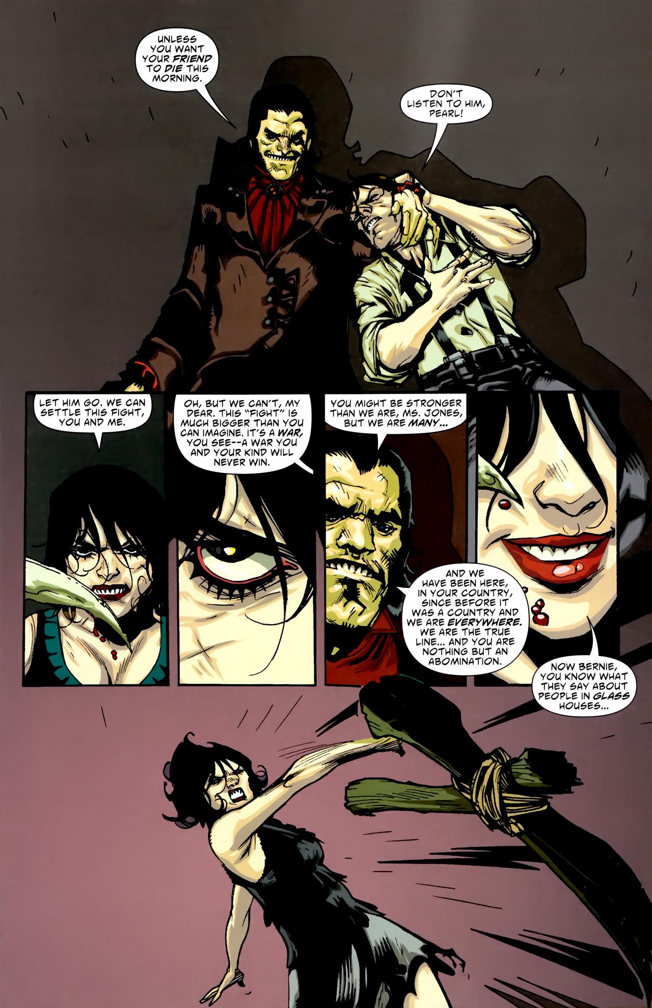 Read online American Vampire comic -  Issue #5 - 8
