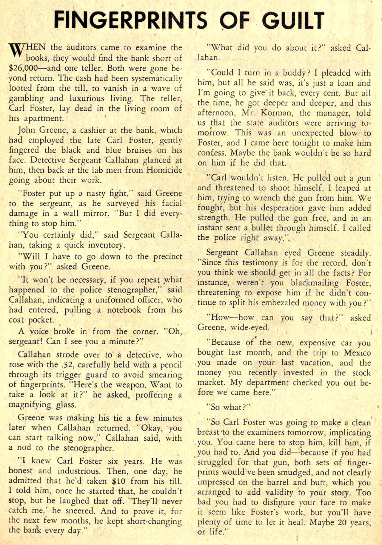 Read online Detective Comics (1937) comic -  Issue #265 - 26