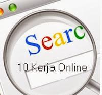 Kerja Online menambah penghasilan