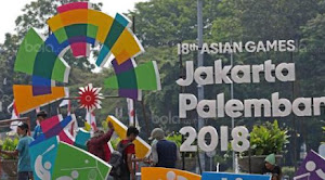 TV Pemegang Hak Siar Asian Games 2018