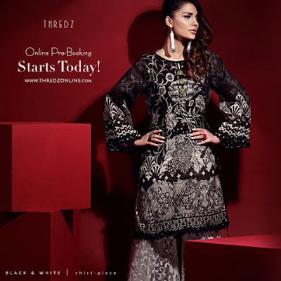 thredz-black-&-white-unstitched-formal-winter-dresses-collection-2016-2