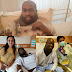 Cancer patient, Paul Arisa who has Hodgkin's Lymphoma(cancer of the lymphatic system) shares new photos...