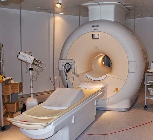 Medical MRI Scanner