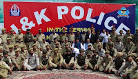 JK Police Constable/SI Result 2017 cut off  jkpolice.gov.in