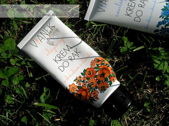 Vianek naturalny polski krem do rąk odżywczy kosmetyki