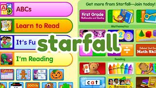 طريقك إلى أفضل 3 مواقع لتعلم اللغة الانجليزية للمبتدئين-موقع starfall