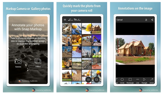 Snap Markup - The Best 5 Screenshot Editing Apps For Android