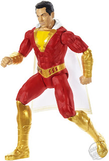 Toy Fair 2019 Mattel Shazam Movie Toys