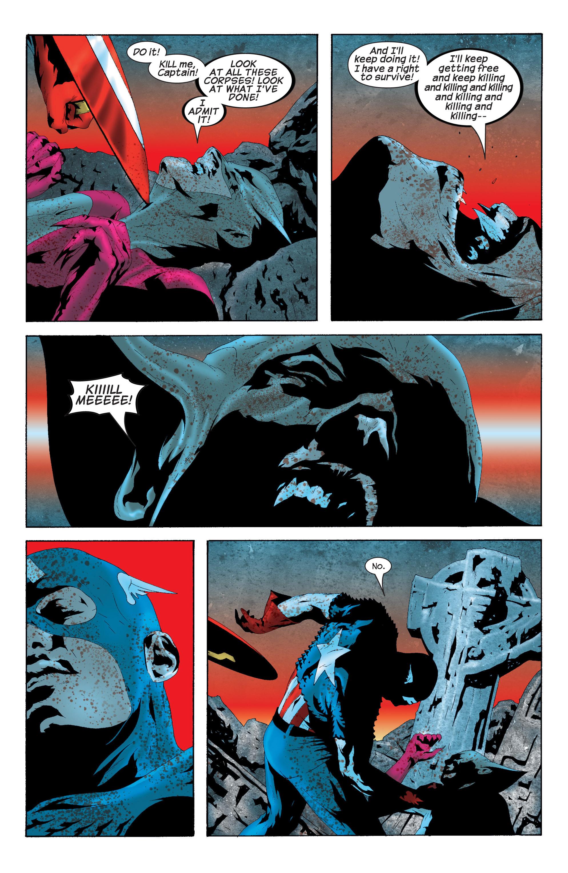 Captain America (2002) Issue #16 #17 - English 13