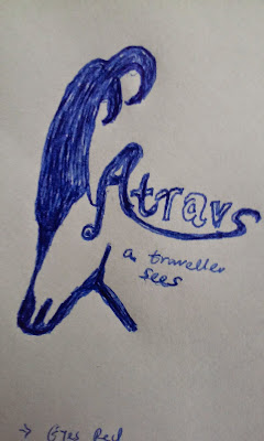ATRAVS Logo at starting time