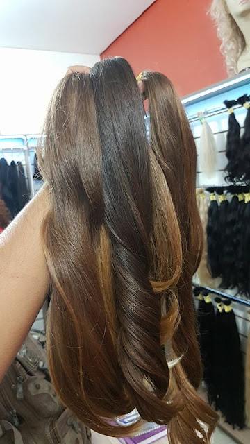 cabelo especial
