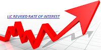 Revised Rates of Interest under Various Financial Transaction in LIC