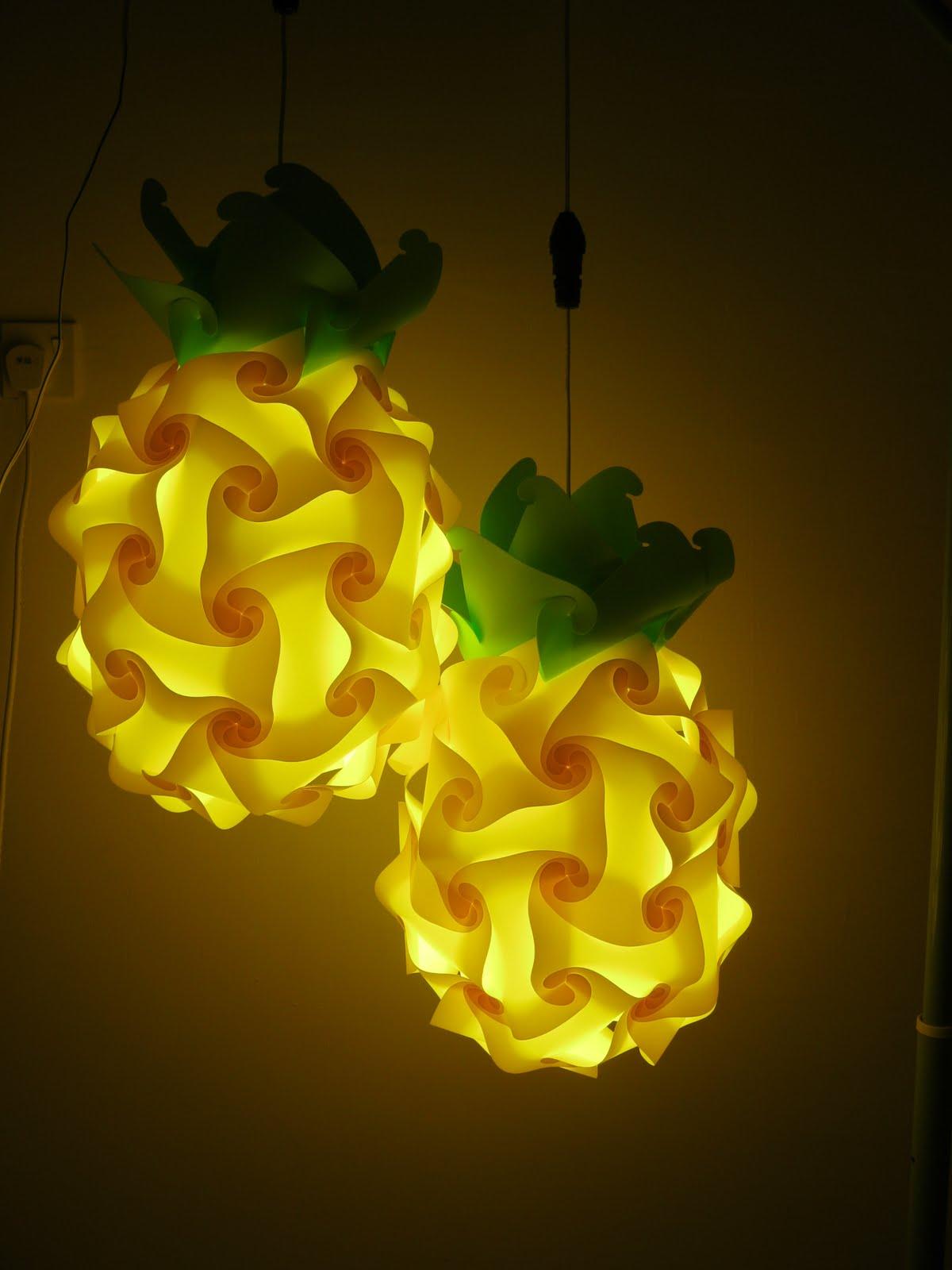 VLightDeco IQ Light Puzzle Pendant Jigsaw Lamp Styles: IQ ...