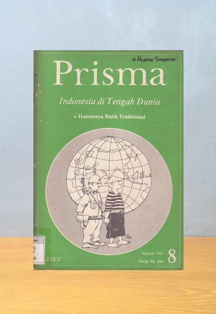 Majalah Prisma: Indonesia di Tengah Dunia