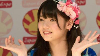 Sehat ala Jepang, gadis tradisional jepang