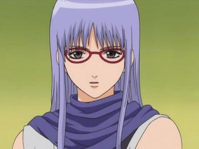 ซารุโทบิ อายาเมะ (Sarutobi Ayame) @ กินทามะ (Gintama)