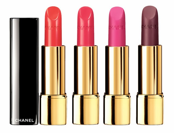 chanel make up spring 2014 notes de printemps collezione primavera, le vernis chiarivari, le vernis tapage, rouge allure velvet la diva, rouge allure melodieuse, illusion d'ombre diapason, levres scintillantes sonate