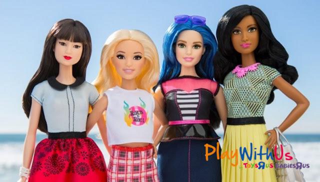 Le retour de la poupée Barbie