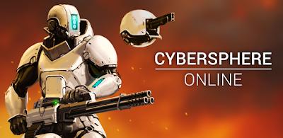 لعبة cybersphere online للأندرويد، لعبة cybersphere online مدفوعة للأندرويد