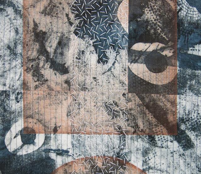 Quilt Expo Beaujolais 2016 - Roberta Le Poidevin