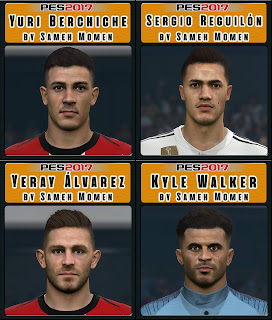 PES 2017 Facepack January 2019 by Sameh Momen