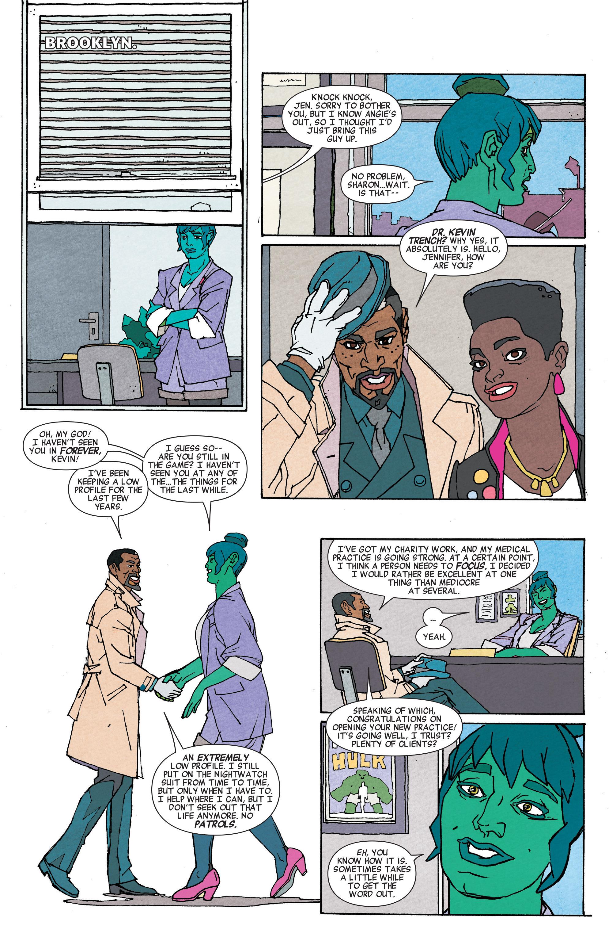 Read online She-Hulk (2014) comic -  Issue #6 - 6