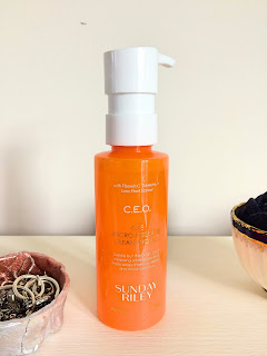 Sunday Riley C.E.O Brightening Cleanser