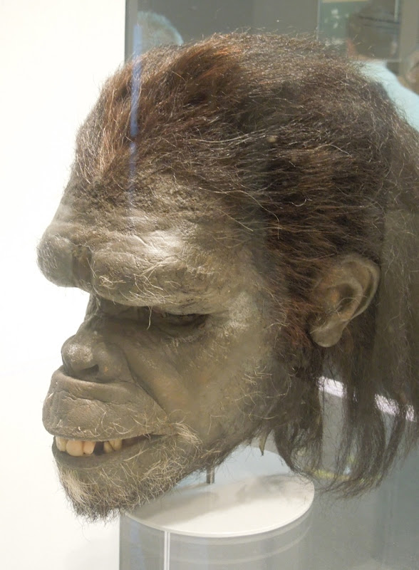2001 Space Odyssey Moonwatcher ape man mask