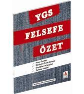 Delta YGS Felsefe Özet / Mustafa Arif Hakan Akıner / Delta Kültür Yayınevi
