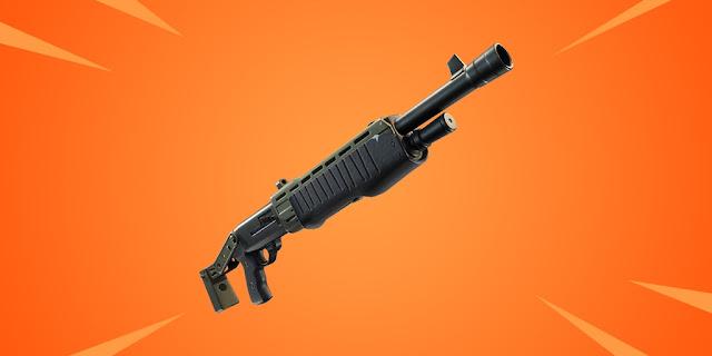 سلاح Heavy Pump قادم للعبة فورتنايت