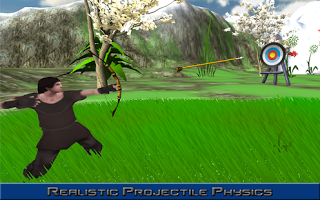 Archery King Apk v1.0.7 Mod Unlimited Money Terbaru