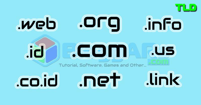 Cara Memasang Domain TLD di Blogspot